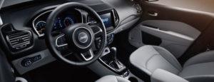 interni jeep compass 2017
